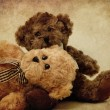 Teddy Bears — Stock fotografie #7383135