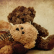 Teddy Bears — Stockfoto #7383135