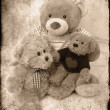 Teddy Bears — Stockfoto #7383201