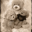 Teddy bears — Stock fotografie