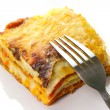 Italian lasagna dish — Stock Photo #6929834
