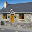 Irish cottage house — Stock Photo #6929967