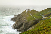 Lighthouse at Mizen Head — Fotografia Stock