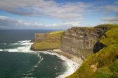 モハーのアイルランドの崖 — ストック写真