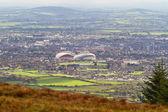 Panorama of Limerick city — Stock Photo