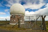 Meteorologie station — Stockfoto
