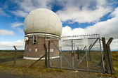 Meteorology station — Stock Photo