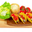Mexican burrito — Stock Photo #7150077
