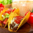 Mexican burrito — Stock Photo #7150205