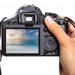 fotografování — Stock fotografie