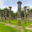 Columns of a Thousand Warriors — Stock Photo