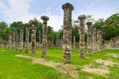 Columnas de 1 mil guerreros — Foto de Stock