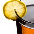 Cup of tea with lemon — Stock Photo #7552146