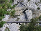 Górskich drogach — Zdjęcie stockowe