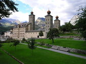 Stockalperschloss Brig — Stock Photo