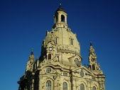 Dresda di frauenkirche — Foto Stock