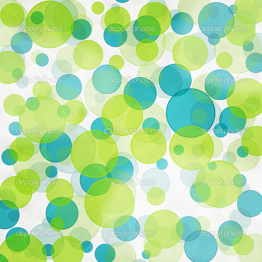 Blue and green pattern wallpaper - photo#5