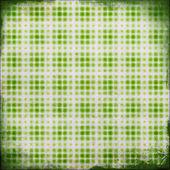 Sfondo tessile malandato in verde — Foto Stock