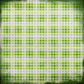 Shabby textile background in green — Stock Photo