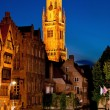 Royalty-Free Stock Photo: Night Brugge