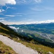 Alpine mountains — Stock Photo #7136766