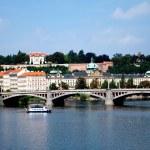 Praha architecture — Stock Photo