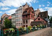 Strasburg. mała francja — Zdjęcie stockowe