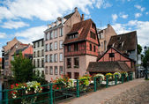 Strasbourg. küçük fransa — Stok fotoğraf