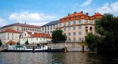 Praga architektura — Zdjęcie stockowe