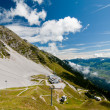 Alpine mountains — Stock Photo #7808885