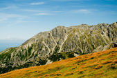 Tatra Mountains national park — Stock Photo