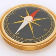Stock Photo: Compass navigation concept
