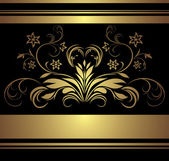 Decorative retro background for decor — Stock Vector