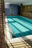 Small swimming pool — Stock Photo