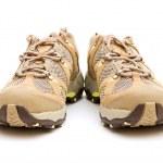 il paio di scarpe da corsa — Foto Stock