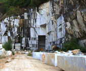 Marble quarry — Stock Photo