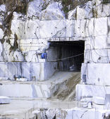 Marble quarry — Stockfoto