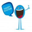 Royalty-Free Stock Vector Image: Happy easter