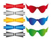 Bow tie — Stock Vector