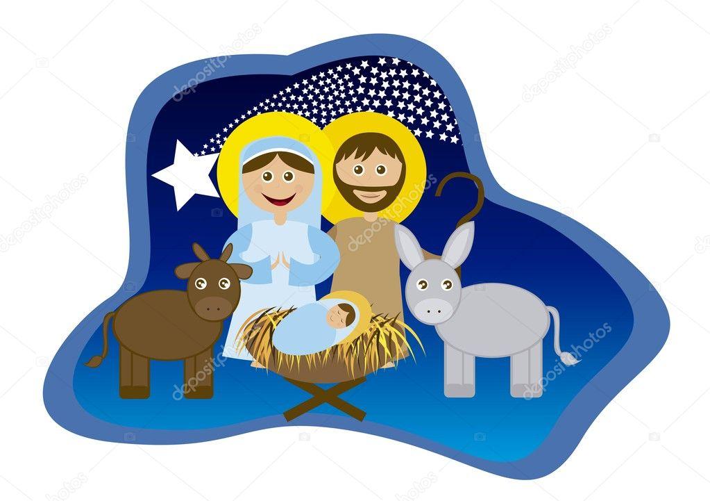 holy family clipart - photo #33