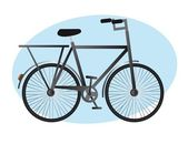 Bike vector — Stock Vector