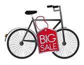 Bicycle vector — Stock Vector
