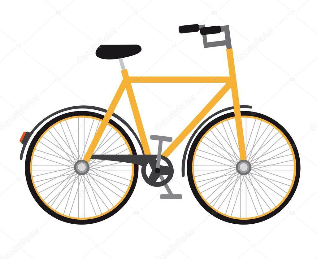 自行车 — 图库矢量图像08