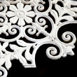 Royalty-Free Stock Photo: Iron Lattice Decoration