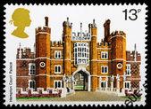 Les bâtiments historiques britanniques timbre-poste — Photo