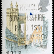 Postage Stamp — Stock Photo #7497586