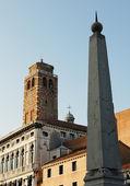 Architectural view in Venice — Stock Photo