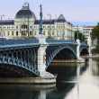 View of Lyon — Stock Photo