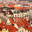 Stock Photo: Prague city