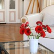 Interiors and decoration — Stock Photo